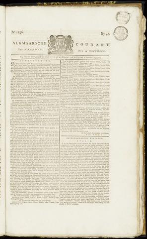 Alkmaarsche Courant 1836-11-14