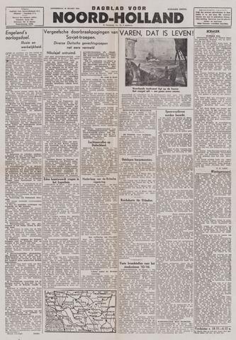 Dagblad Noord-Holland, Schager editie 1944-03-30