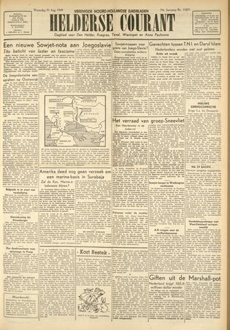 Heldersche Courant 1949-08-31