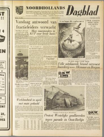 Noordhollands Dagblad : dagblad voor Alkmaar en omgeving 1959-05-06