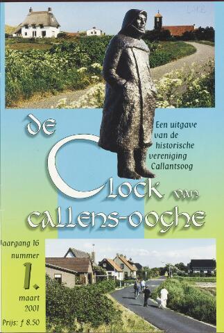 De Clock van Callens-Ooghe 2001