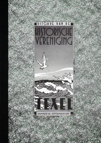 Uitgave Historische Vereniging Texel 2001-09-01