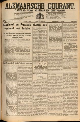 Alkmaarsche Courant 1939-10-20