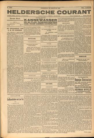 Heldersche Courant 1928-08-30