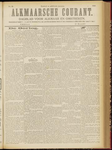 Alkmaarsche Courant 1916-03-17