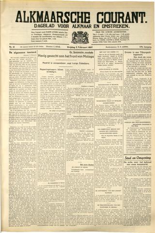 Alkmaarsche Courant 1937-02-05