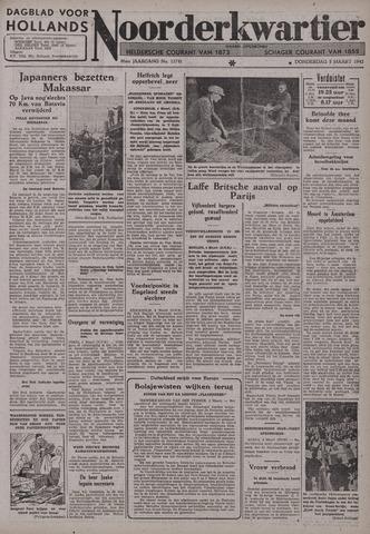 Dagblad voor Hollands Noorderkwartier 1942-03-05