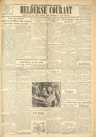 Heldersche Courant 1949-08-25