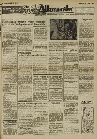 De Vrije Alkmaarder 1948-12-17