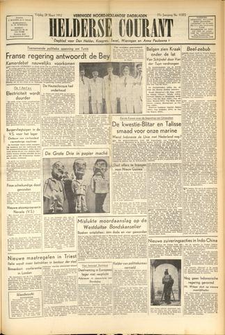 Heldersche Courant 1952-03-28