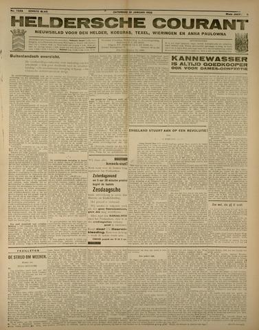Heldersche Courant 1933-01-14