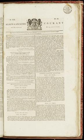 Alkmaarsche Courant 1826-08-14