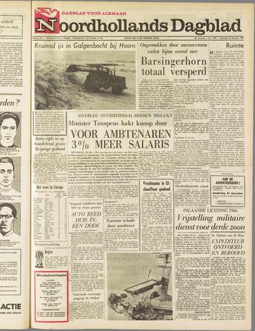 Noordhollands Dagblad : dagblad voor Alkmaar en omgeving 1964-12-30