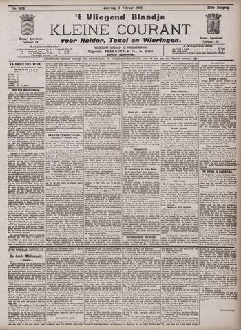 Vliegend blaadje : nieuws- en advertentiebode voor Den Helder 1902-02-15