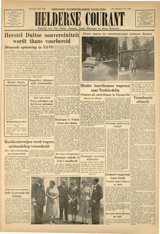 Heldersche Courant 1954-07-06