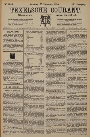 Texelsche Courant 1915-12-25
