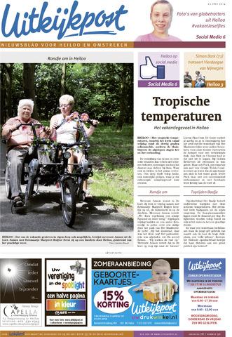 Uitkijkpost : nieuwsblad voor Heiloo e.o. 2014-07-23
