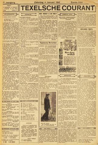 Texelsche Courant 1941