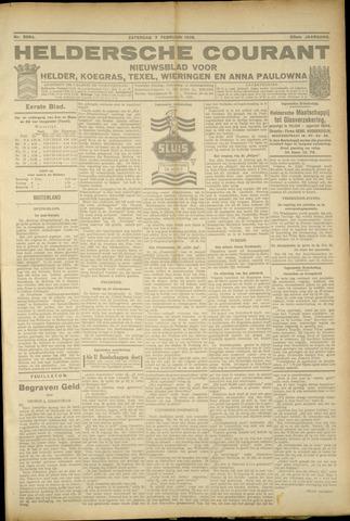 Heldersche Courant 1925-02-07