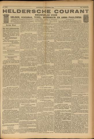 Heldersche Courant 1923-11-01