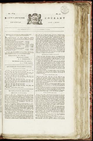 Alkmaarsche Courant 1819-06-01