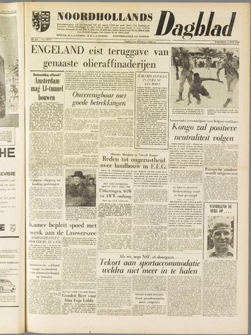 Noordhollands Dagblad : dagblad voor Alkmaar en omgeving 1960-07-06