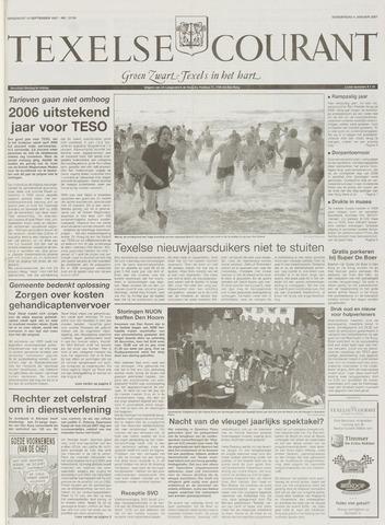 Texelsche Courant 2007