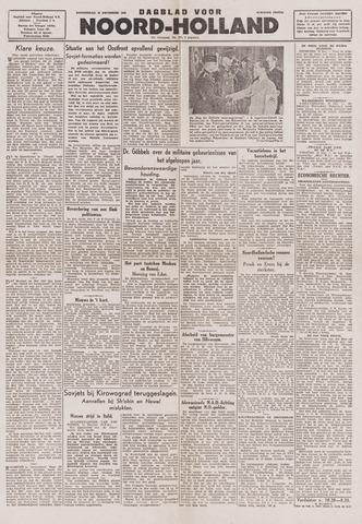 Dagblad Noord-Holland, Schager editie 1943-12-16
