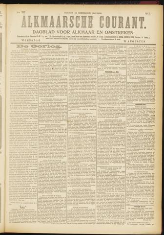 Alkmaarsche Courant 1917-08-29