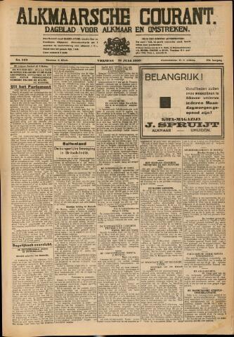 Alkmaarsche Courant 1930-06-27