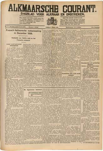 Alkmaarsche Courant 1939-03-31