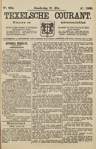 Texelsche Courant 1896-05-21