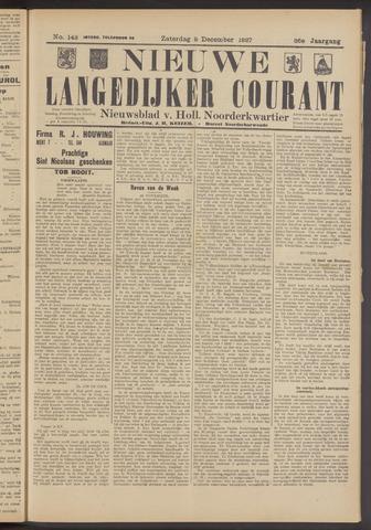 Nieuwe Langedijker Courant 1927-12-03
