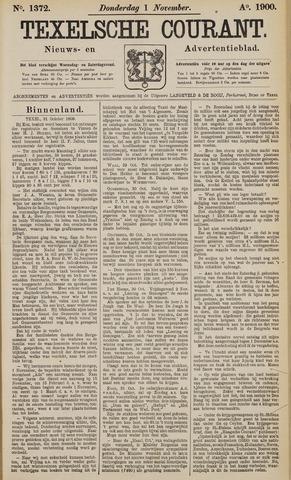 Texelsche Courant 1900-11-01