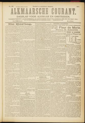 Alkmaarsche Courant 1917-07-21