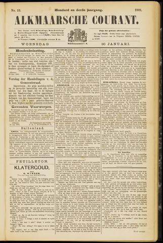 Alkmaarsche Courant 1901-01-30