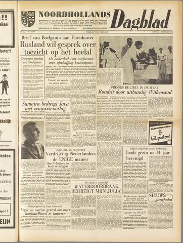 Noordhollands Dagblad : dagblad voor Alkmaar en omgeving 1958-02-04