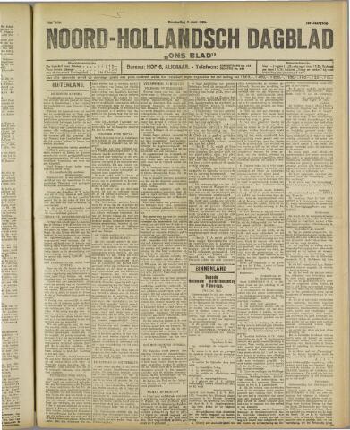 Ons Blad : katholiek nieuwsblad voor N-H 1922-06-08