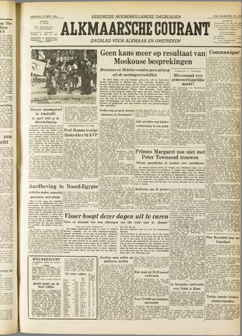 Alkmaarsche Courant 1955-09-13