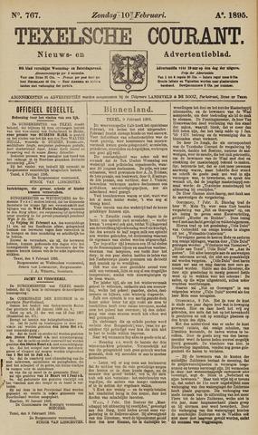 Texelsche Courant 1895-02-10