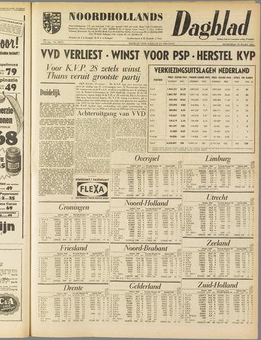 Noordhollands Dagblad : dagblad voor Alkmaar en omgeving 1962-03-29