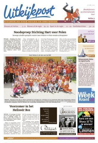Uitkijkpost : nieuwsblad voor Heiloo e.o. 2010-06-16