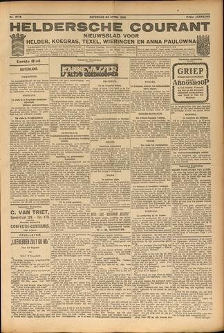 Heldersche Courant 1926-04-24