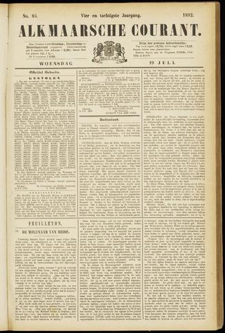 Alkmaarsche Courant 1882-07-19