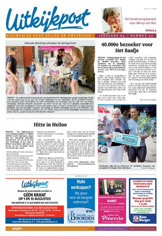 Uitkijkpost : nieuwsblad voor Heiloo e.o. 2018-07-25