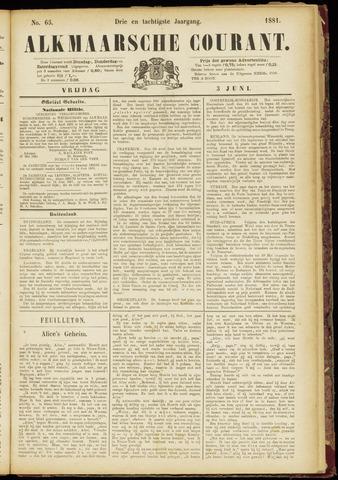 Alkmaarsche Courant 1881-06-03