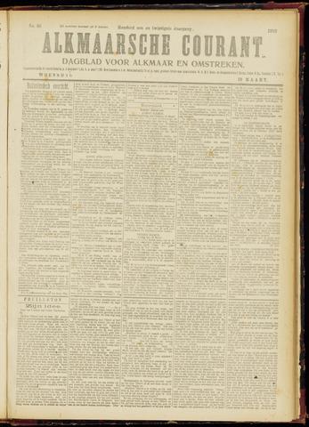Alkmaarsche Courant 1919-03-19
