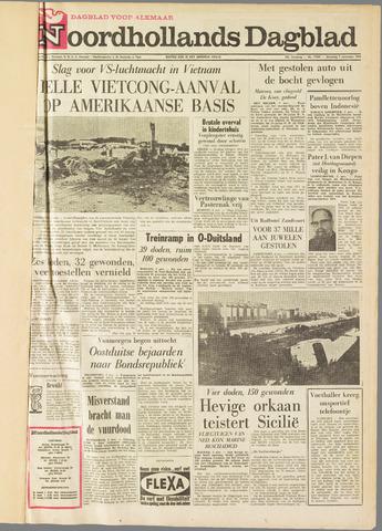 Noordhollands Dagblad : dagblad voor Alkmaar en omgeving 1964-11-02