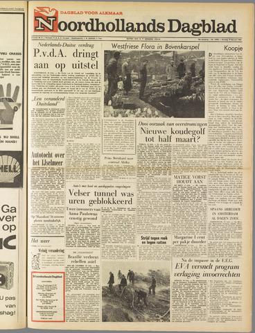 Noordhollands Dagblad : dagblad voor Alkmaar en omgeving 1963-02-19