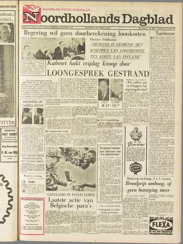 Noordhollands Dagblad : dagblad voor Alkmaar en omgeving 1964-11-26